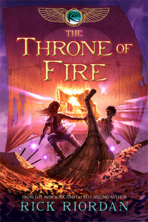 Download free pdf The Throne of Fire  <small>(Kane Chronicles #2)</small>