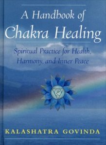 A Handbook of Chakra Healing: Spiritual Practice for Health, Harmony, and Inner Peace torrent downlaod