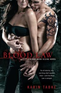 Blood Law  <small>(Blood Moon Rising Trilogy #1)</small> torrent downlaod