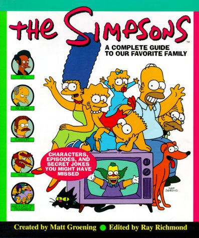 Download free pdf The Simpsons : A Complete Guide to Our Favorite Family  <small>(The Simpsons: A Complete Guide to our Favorite Family #1)</small>