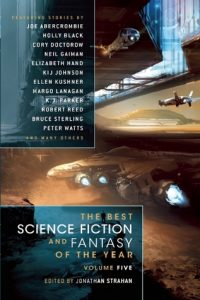 The Best Science Fiction and Fantasy of the Year, Volume 5  <small>(The Best Science Fiction and Fantasy of the Year #5)</small> torrent downlaod