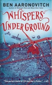 Whispers Under Ground  <small>(Peter Grant / Rivers of London #3)</small> torrent downlaod