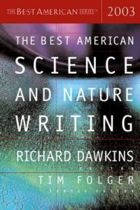 The Best American Science and Nature Writing 2003  <small>(Best American Science and Nature Writing #2003)</small> torrent downlaod