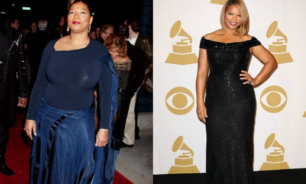 Queen Latifah Weight Loss - HelloBeautiful
