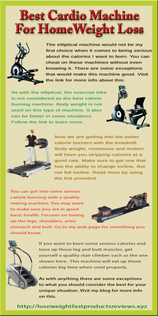 Best Cardio Machine for Weight Loss