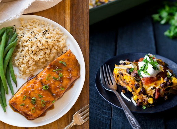 Healthy (But Lazy!) Recipes - Eat This Not That