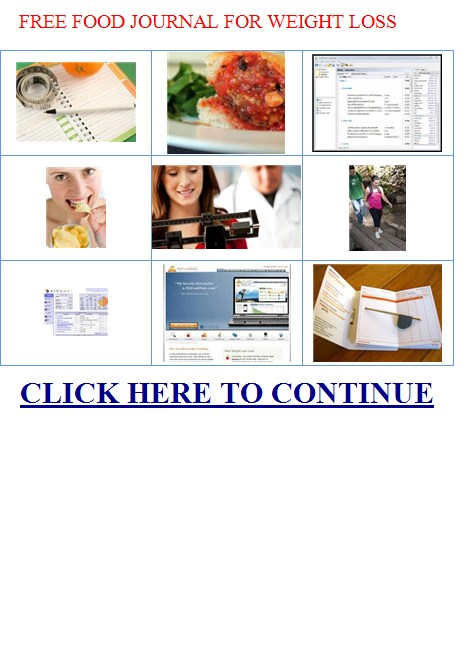 FOOD JOURNAL FOR WEIGHT LOSS :: -FREE FOOD JOURNAL FOR WEIGHT LOSS ...