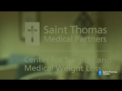 Center for Surgical & Medical Weight Loss Video -- Saint Thomas Health