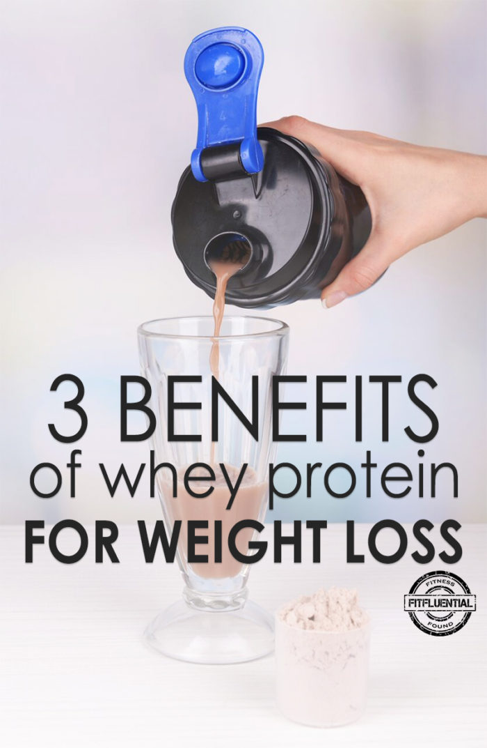 Benefits Of Whey Protein For Weight Loss