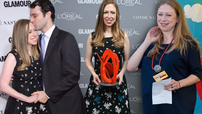 Chelsea Clinton Shows Off Major Weight Loss On Red Carpet Of NYC Event ...