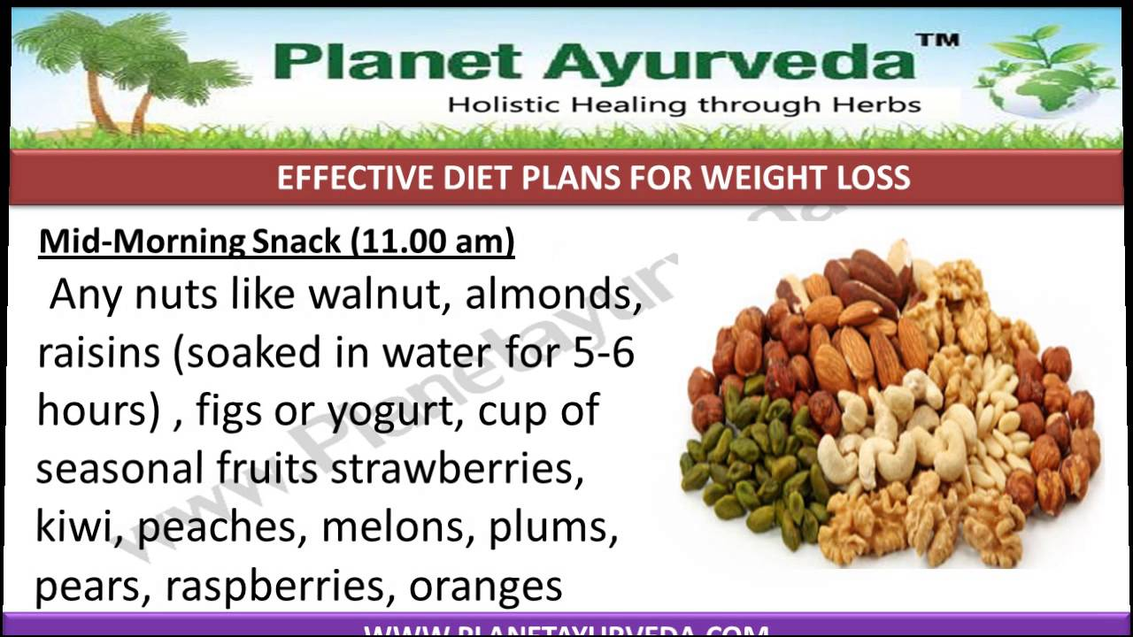 Natural Ayurvedic Home Remedies for Weight Loss - Ayurvedic Treatment ...