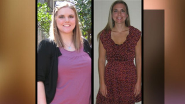 Sizable Weight Loss: Woman Loses 100 Pounds