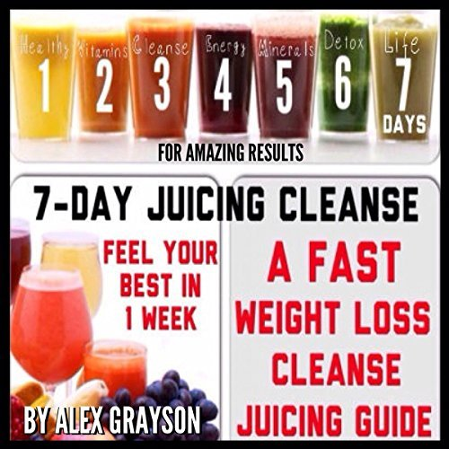 Day Juicing Cleanse: A Fast Weight Loss Cleanse Juicing Guide for ...