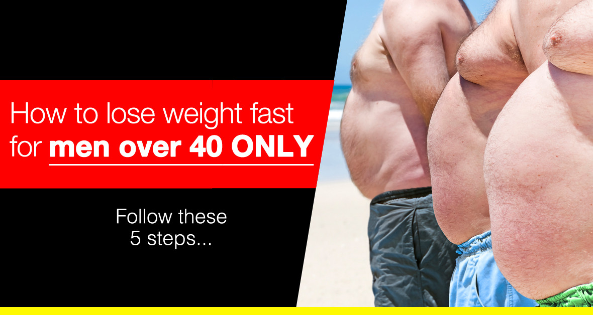 The Official New Year Weight Loss Plan For Men