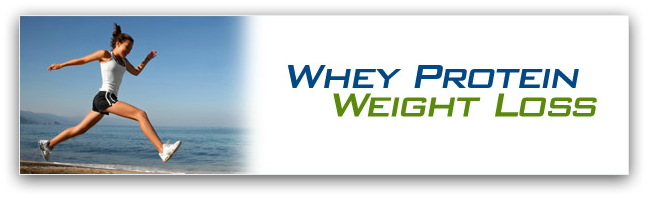 How Drinking Whey Protein Helps Weight Loss