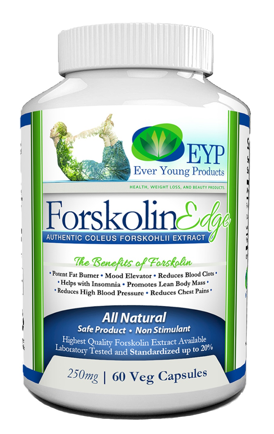 Forskolin Edge - Best Weight Loss