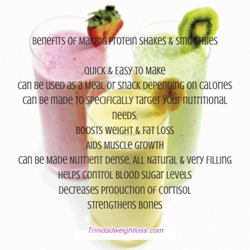The Best Weight Loss Smoothies For Weight Loss In Trinidad