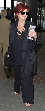 Sharon Osbourne weight loss