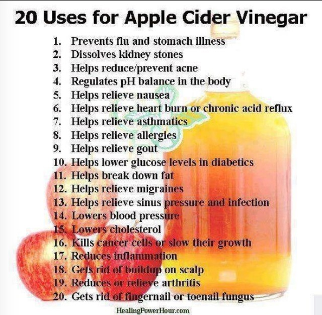 Apple Cider Vinegar Weight Loss - Weight Loss