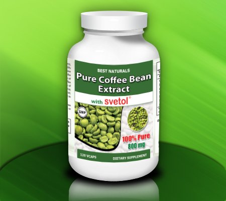 Naturals Green Coffee Bean Extract Review - Weight Loss AZTips