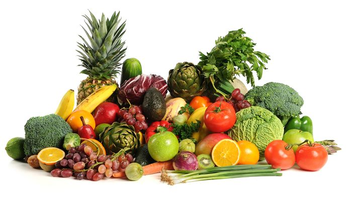 What are the best fruits and vegetables to lose weight? - Your Beauty ...