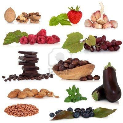 7400901-healthy-food-collection-very-high-in-antioxidants-and-vitamins ...