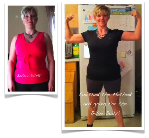 Christinas weight loss success story with DAMY Health