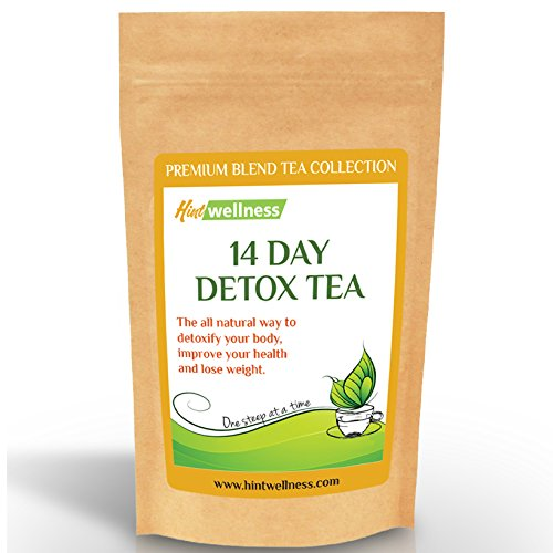 THE BEST RATED Detox Tea On Amazon- For Weight Loss + Body Cleanse ...