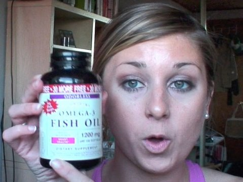 The Top Vitamin For Weight Loss and Health - Fish Oil