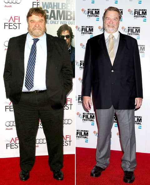 John Goodman Debuts Impressive Weight Loss at Film Premiere: See the ...