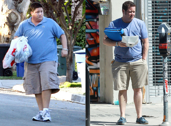 Chaz Bono before and after weight loss...