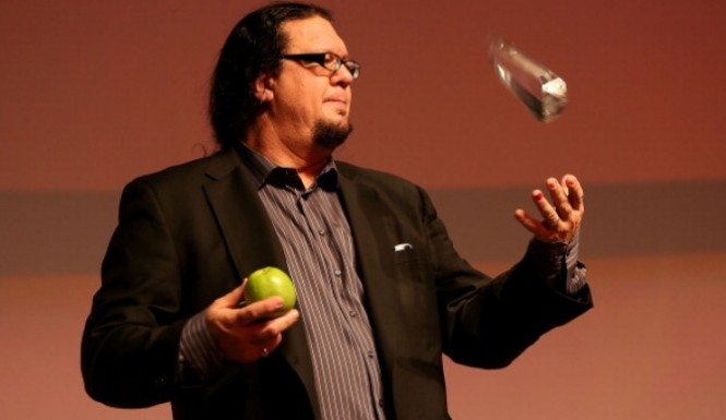 Penn Jillette 105-Pound Weight Loss Unveiled: No Magic Or Illusions ...