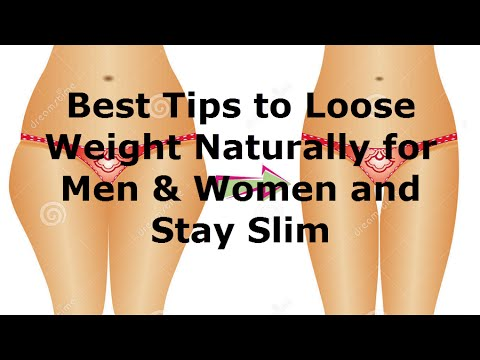 10 Tips for Fast Weight Loss for Men