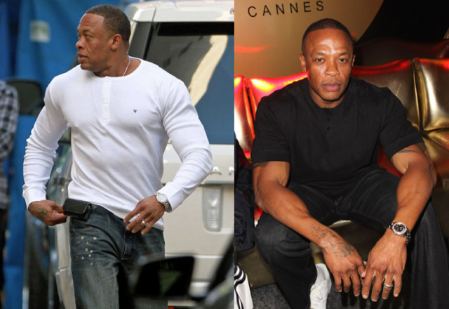 Dr. Dre Shows Off His Slim Body at 49-Years Old - PK Baseline- How ...