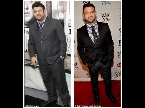 Adam Richman weight loss since quitting Man vs. Food...
