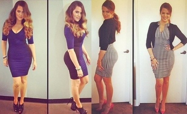 khloe kardashian 30 pound weight loss diet exercise