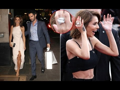Cheryl fires back at ex husband Jean Bernard as he demands his late mother's ring