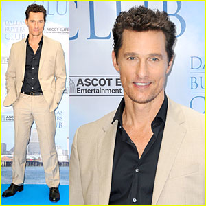 Matthew McConaughey Talks Weight Loss on