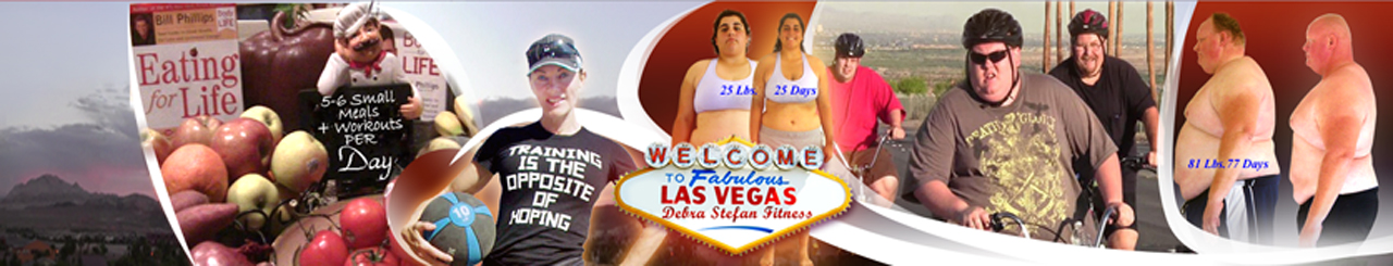 Weight Loss Camp Testimonials - Debra Stefan Fitness Retreat
