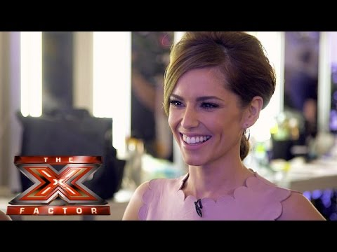Melvin & Rochelle get to know Cheryl - The Xtra Factor UK 2015