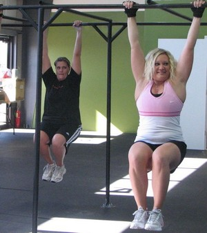 crossfit to lose weight