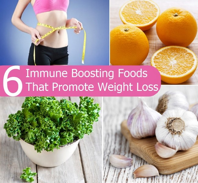 Immune Boosting Foods That Promote Weight Loss - DIY Home Remedies ...