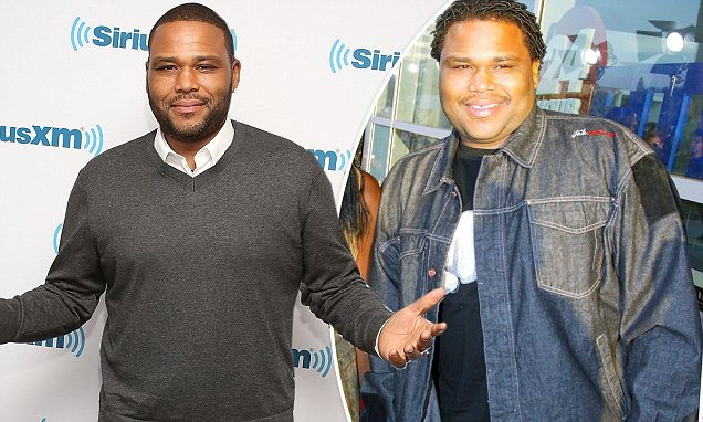 Anthony Anderson discusses 47-pound weight loss following Type 2 ...