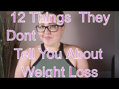 12 Things No One Tells You About Losing Weight - Weight Loss Journey WK 15 Weekly Weigh In