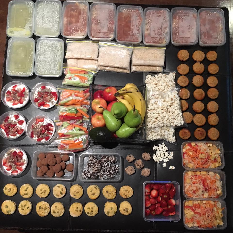 Lose Baby Weight - Get Organised With Our Meal Prep Tips
