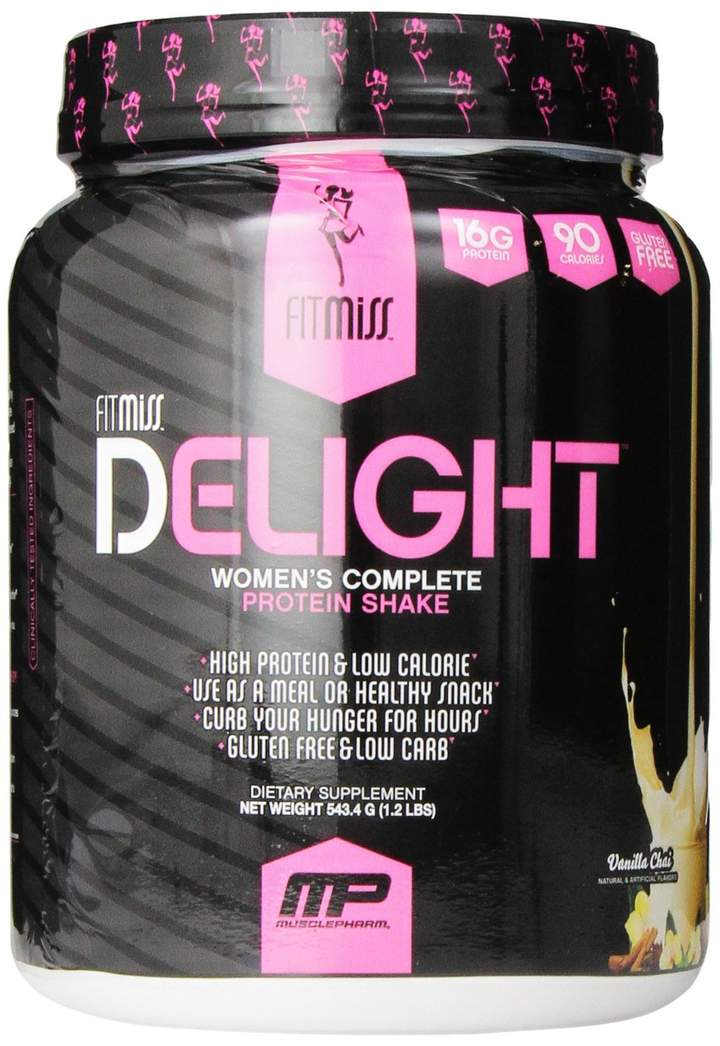 ... Powder for Weight Loss: Fitmiss Delight Healthy Nutrition Shake