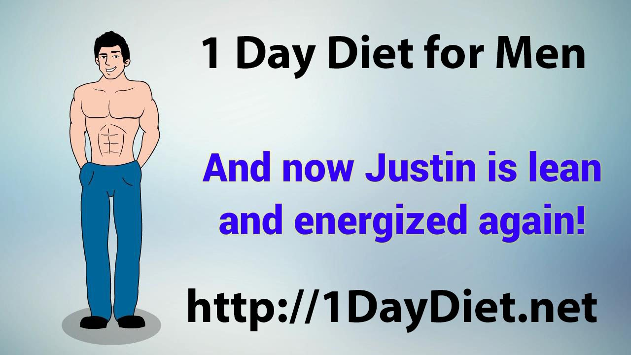 Easy Free Weight Loss Diet Plan For Men - YouTube