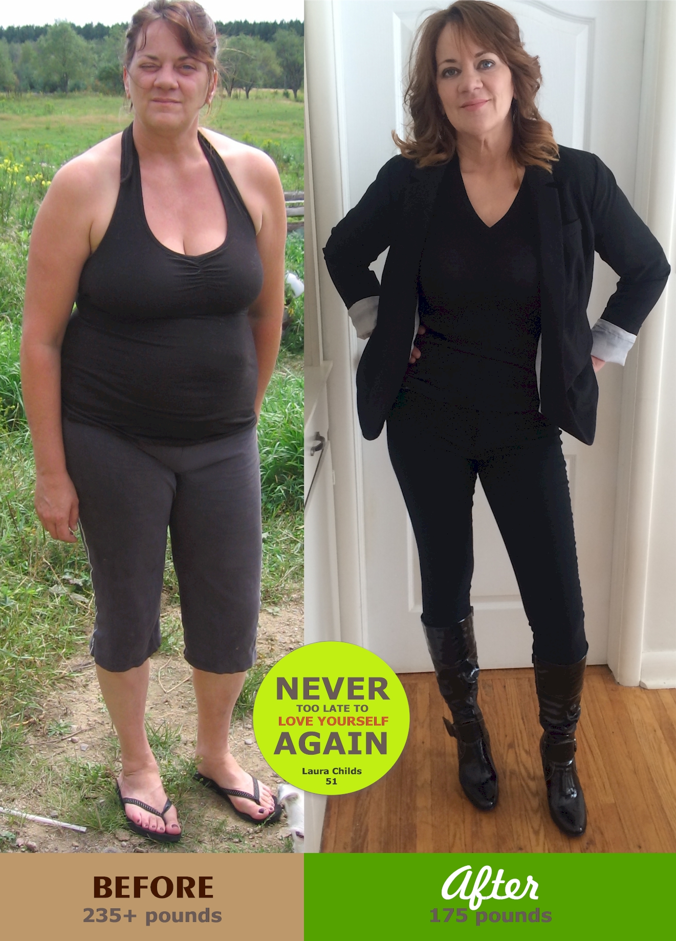 Dersim: Fast Weight Loss on a Low-Carb Ketogenic Diet - BEFORE Photos