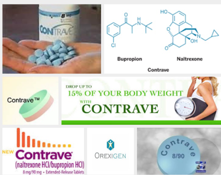 Contrave weight loss drug