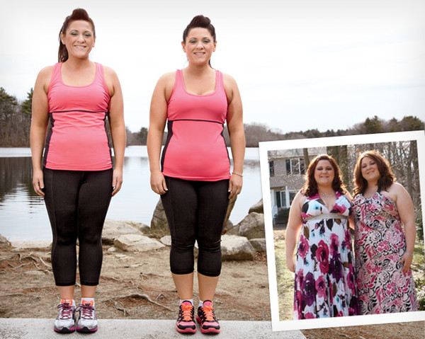 Weight Loss Success Story: How Two Twins Worked Together and Lost 90 ...